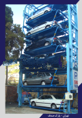 Rotary Automated Car Parking System (RACPS)