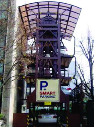 smart car parking system project pdf